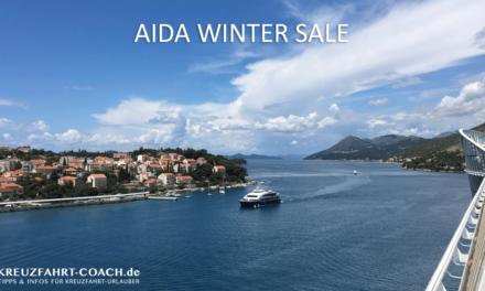 AIDA Winter Sale