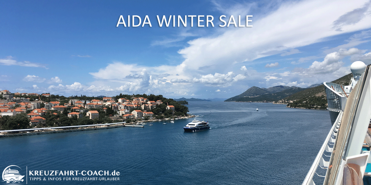 AIDA Winter Sale