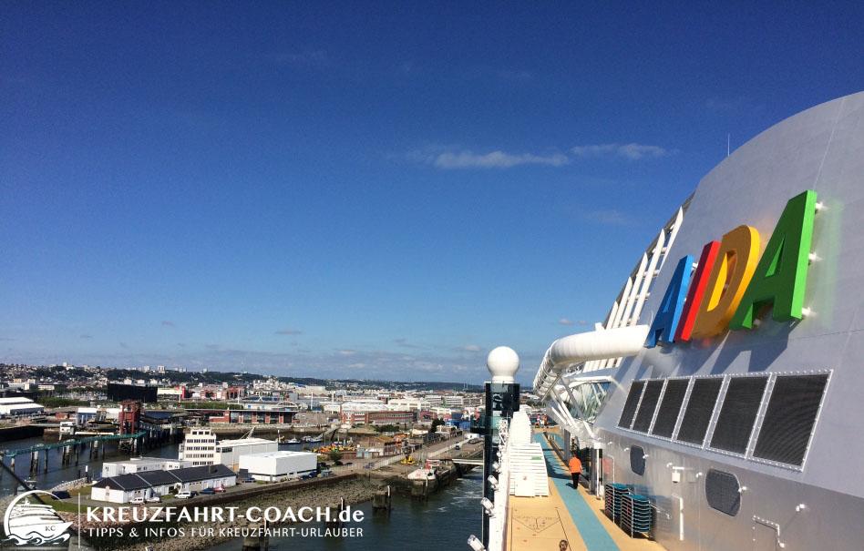 AIDA Cruises – Das Unternehmen