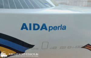 AIDA Perla buchen: Die AIDAperla fährt ab 2017