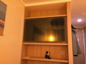 AIDAprima Innenkabine - Fernseher