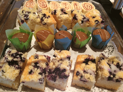 AIDAprima Kuchen