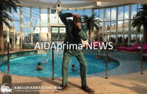 AIDAprima NEWS - AIDAprima aktuell