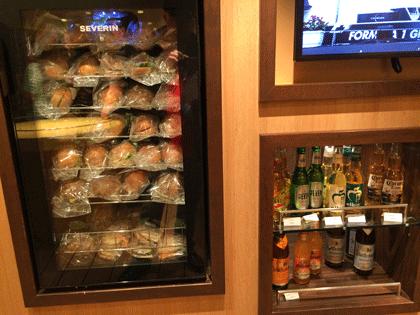 Belegte Brote im Pier 3 Market