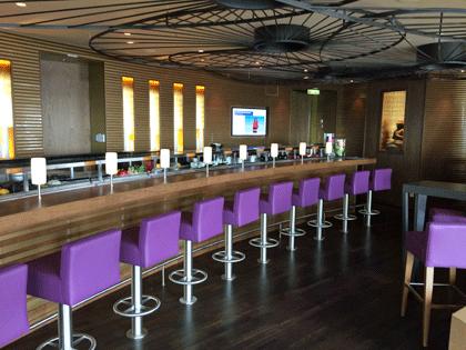 Die Sushi-Bar auf AIDAprima