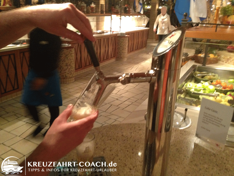 Bier zapfen Bild 4