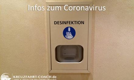 Coronavirus Kreuzfahrt Infos