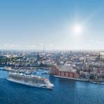 Neues Schiff AIDAnova - Elbphilharmonie