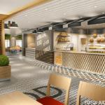 AIDAnova - Streetfood Plaza
