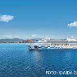 Mittelmeer mit AIDA