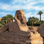 Statue im Orient