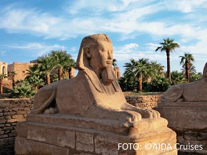 """Statue aus der Region """"Rotes Meer"""""""