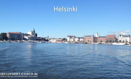 Helsinki auf eigene Faust
