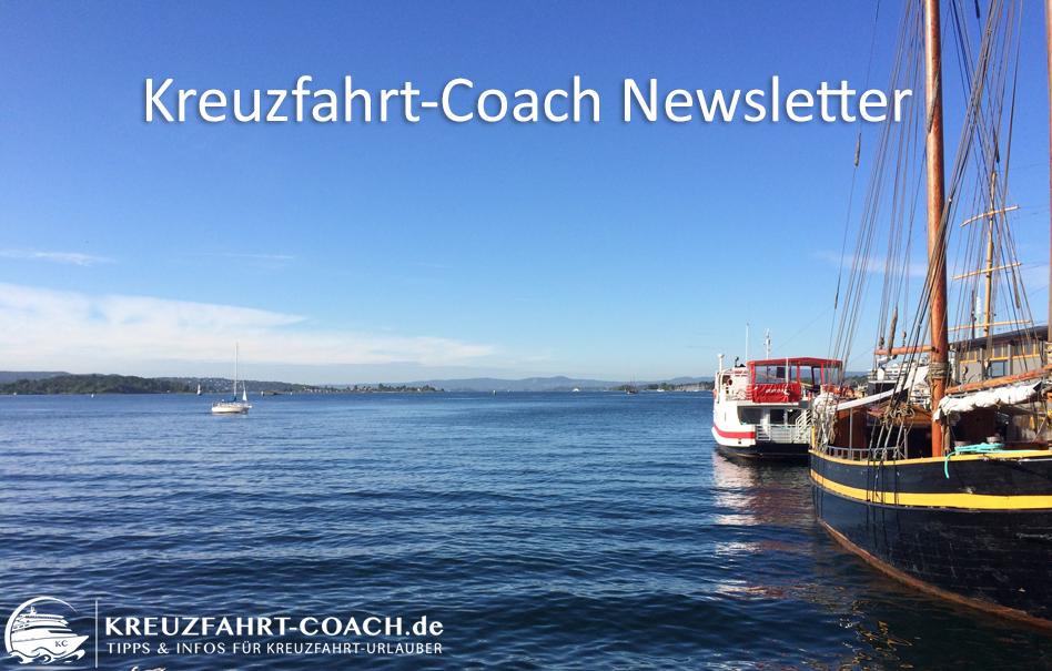 Der Kreuzfahrt-Coach.de Newsletter