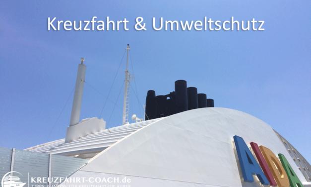 Kreuzfahrtschiffe & Umwelt