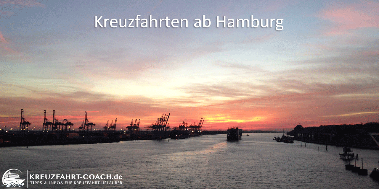 Kreuzfahrten ab Hamburg