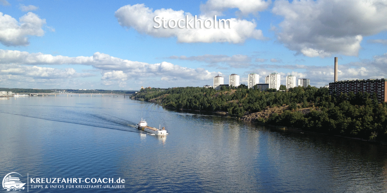 Stockholm auf eigene Faust
