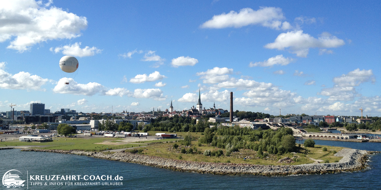 Tallinn auf eigene Faust